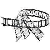 DekoWoerner Filmstreifens.10tlg 98x5cm SW