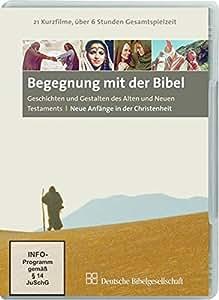 Begegnung mit der Bibel, Geschichten und Gestalten des Alten und Neuen Testaments, 2 DVDs