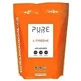 Bodybuilding Warehouse Pure L-Tyrosin Aminosäure Pulver - 500g