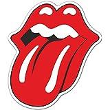 Aufkleber / Sticker für Auto und Motorrad, The Rolling Stones,7x 8cm, selbstklebend