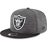 defd4202e6f New Era Oakland Raiders 9fifty Snapback NFL 2018 Sideline Home Graphite