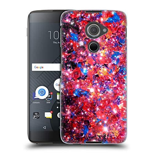 Head Case Designs Offizielle EBI Emporium Eingpackt Im Sternenlicht Gewebe Harte Rueckseiten Huelle kompatibel mit BlackBerry DTEK60