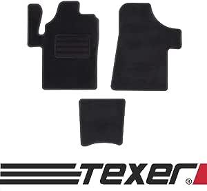 Texer Textil Fußmatten Passend Für Mercedes Benz Viano W639 Bj 2003 2014 Basic Auto