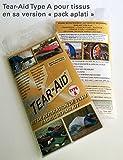 Tear-Aid Reparatursatz Stoffe, Typ A, nahezu unsichtbar