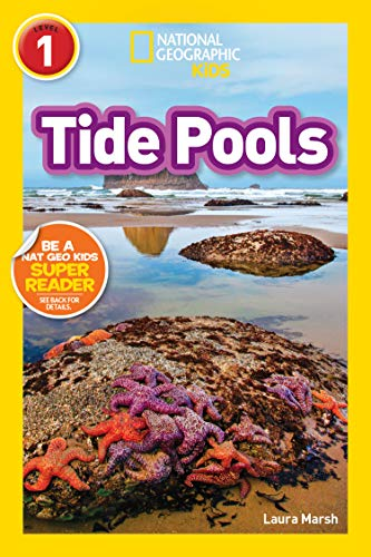 National Geographic Readers: Tide Pools (L1) (National Geographic Readers, Level 1) (English Edition) por Laura Marsh