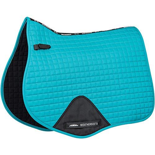 Weatherbeeta Prime All Purpose Saddle Pad Pony Turquoise