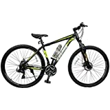 Cosmic Trium Special Edition Hardtrail Bicycle (Black/Green)