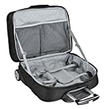 Wenger Businesstrolley Laptop Rollkoffer, 31 Liter, Schwarz - 3