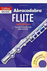 Abracadabra Flute: The Way to Learn Through Songs and Tunes: Pupils' Book + 2 CD's (Abracadabra) (Abracadabra Woodwind) Paperback