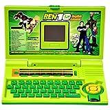 RADHE English Learner Educational Laptop|English Learning Computer | English Learner Laptop - 20 Activities|Multipurpose English Learner Laptop With LED Screen_BEN10