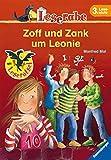 HC - Leserabe - Schulausgaben in Broschur: Zoff und Zank um Leonie (Leserabe - Schulausgabe in Broschur)