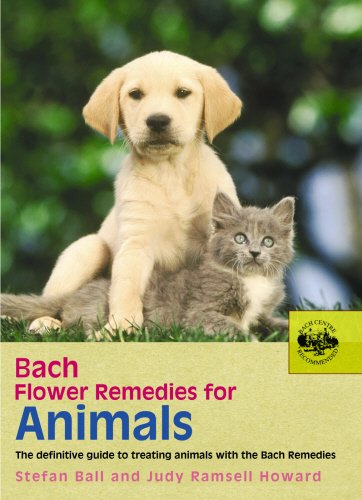 Bach Flower Remedies For Animals - 9780091906511