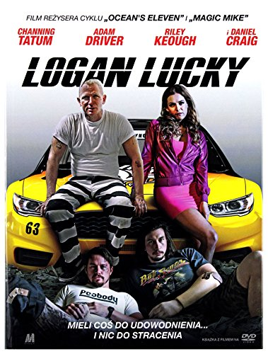 Logan Lucky [DVD] (IMPORT) (Keine deutsche Version)