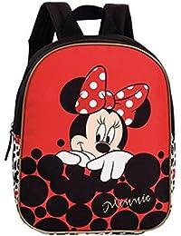 Preisvergleich für Kinder Rucksack - Disney - Minnie Mouse - Minnie Maus - mit Hauptfach
