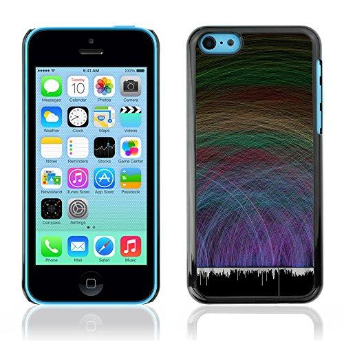 Graphic4You Artistic Cherry Tree Design Harte Hülle Case Tasche Schutzhülle für Apple iPhone 5C Design #13