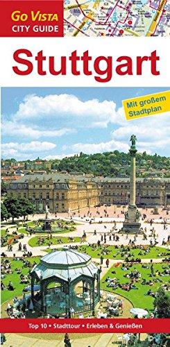 Stuttgart: Reiseführer mit extra Stadtplan