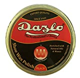 Dazlo® Shoe Polish - Black - 80g (2x4...