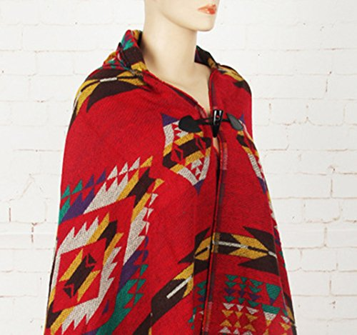 Icegrey - Poncho - Cappotto -  donna Red