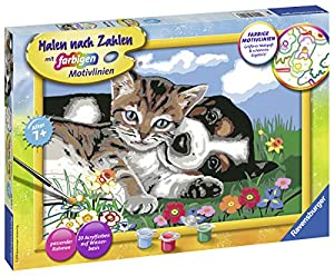 Ravensburger 00.028.910 Kit de Manualidades para niños - Kits de Manualidades para niños (Kit de Manualidades para niños, Pintura, Chica, 7 año(s), Niño)