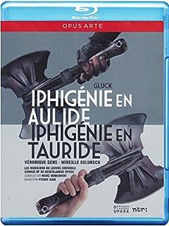 Gluck : Iphigénie en Aulide, Iphigénie en Tauride [Blu-ray] [Import italien] (B00ANRQBMQ) | Amazon Products