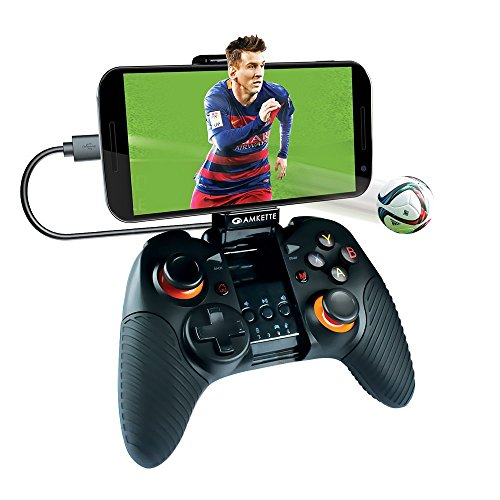 Amkette Evo Smartphone Gamepad Wired (For OTG Supported Android Phones and Tablets only)