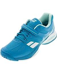 BABOLAT–Propulse All Court Chaussures de Tennis pour Femme–Bleu