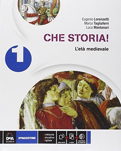 Che storia! Atlante geo-storia-Cittadinanza. Per la Scuola media. Con e-book. Con espansione online: 1