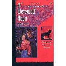 Werewolf Moon (Harlequin Intrigue)