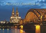 Reise durch Deutschland - Kalender 2017 - Korsch-Verlag - 42 x 30 cm