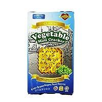 Watheen HWA Tai Biscuits - Vegetable Mini Cracker, 350g Pack