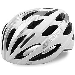 Giro Trinity Mips Bicycle Helmet, todo el año, unisex, color Mat White/Silver, tamaño U