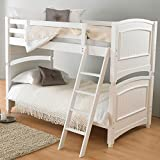 Colonial Bunkbed en color blanco