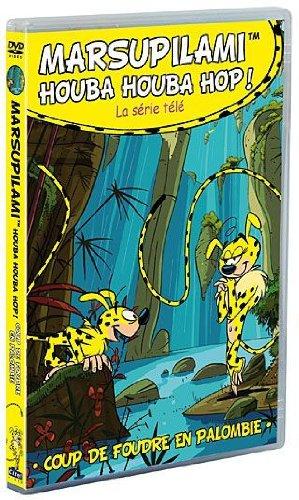 Vignette du document Marsupilami : Houba Houba Hop. Coup de foudre en Palombie