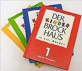 Der Kinder Brockhaus in vier Bänden