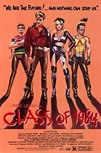 Class of 1984 Poster (27,94 x 43,18 cm)