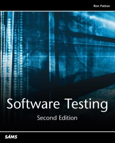 Download pdf software testing by ron patton read online download pdf software testing by ron patton read online fandeluxe Choice Image