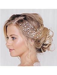 simsly Hochzeit Haarnadeln Zubehör für Braut und Brautjungfer