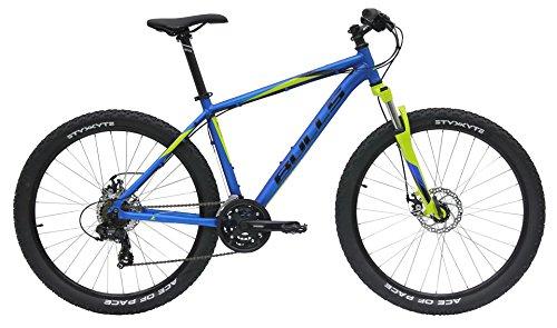 "Bulls Mountainbike Wildtail Disc 27,5"" blau 2018 Gr. 51 cm"
