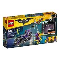 LEGO - 70902 - Batman Movie - Jeu de Construction - La poursuite en catmoto de Catwoman™