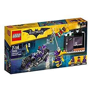 LEGO Batman Movie 70902 - Set Costruzioni L'Inseguimento sulla Catcycle di Catwoman