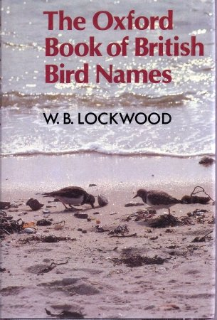 The Oxford Book of British Bird Names