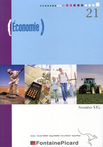 Pack 1e STG : Economie ; Droit ; Management