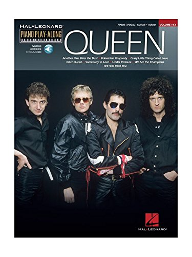 Piano Play-Along Volume 113: Queen. Part...