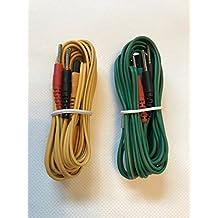 kit di 2 cavetti a quattro poli, per l'utilizzo di 8 elettrodi, per Tesmed TE780 plus, TE780-B PLUS, TE670, TESMEDOL TE550