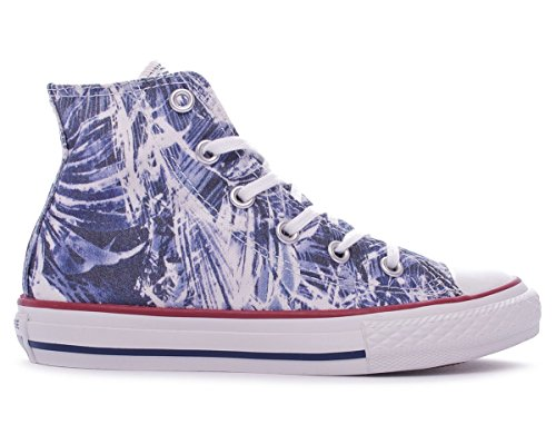 Converse Chuck Taylor Hi Canvas Graphic Mixte Enfant, Toile, Sneaker High