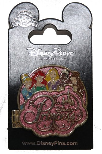 Disney Pin # 94269: WDW DLR – Prinzessin Storybook Disney Store-pins