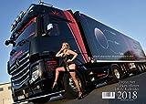 Erotischer Markenoffener LKW Kalender 2018