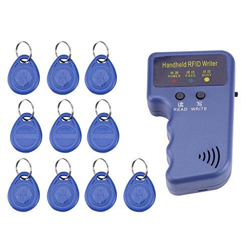 Juego 10 tarjetas identificación tarjeta RFID 125