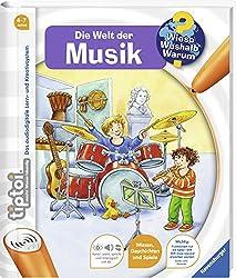 Die Welt der Musik (tiptoi® Wieso? Weshalb? Warum?, Band 3)