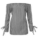 Yvelands Blusen Damen Sommer elegant große größen weiß Kurzarm schwarz